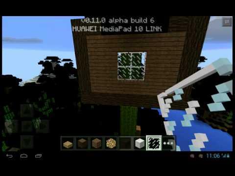 La casa sull albero in minecraft youtube - Casa sull albero minecraft ...