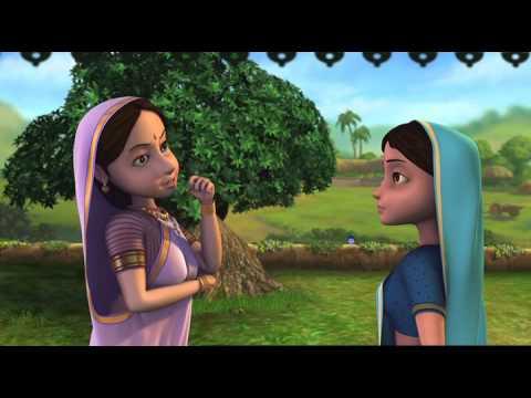 Смотреть мультфильм маленький кришна все серии