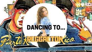 People Dance to Reggaeton Music