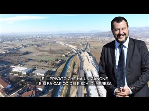 La superstrada veneta - Report 17/12/2018