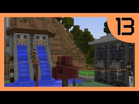 Thorgal's Modded Minecraft #13 - Fully Automatic Branch Mining Operation