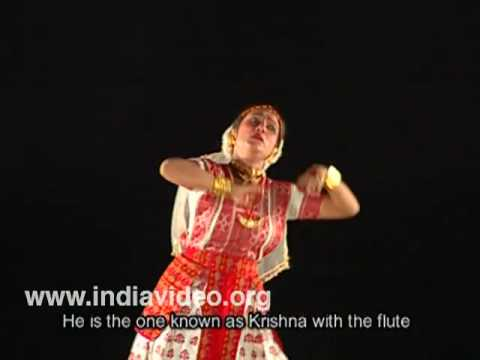 Satriya Dance or Satriya Nritya of Assam