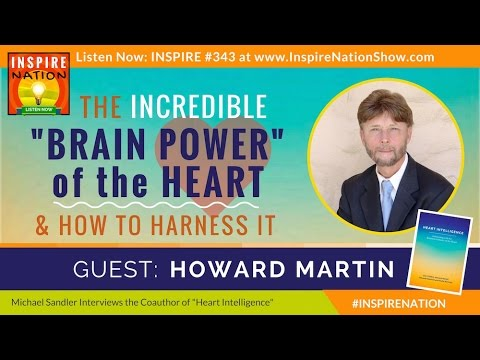 """★ How to Harness the """"Brain Power"""" of Your Heart 