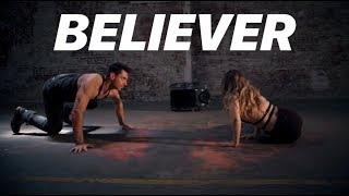 BELIEVER: Wheelchair dancer defies gravity