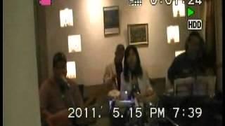 2011年5月15日 相模原市橋本「エバグーリーン・カフェ」ライブ ...