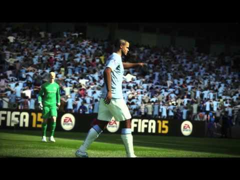 FIFA 15 -  Trailer oficial de gameplay exibido na E3