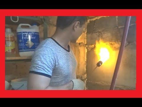 Как убрать плесень в погребе на кирпичной стене