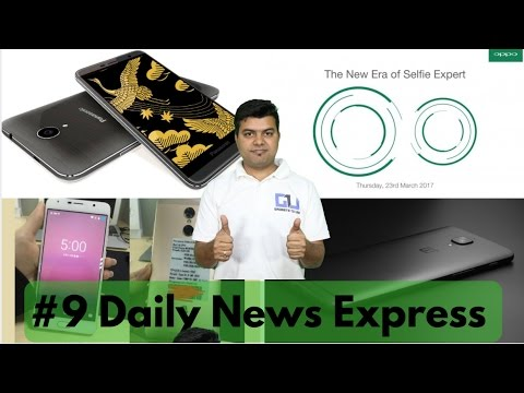 #9 DNE, Airtel VS JIO, Exclusive Leaks, Micromax Dual 5, C7 Pro Launch India, Flipkart Deals | Gadge