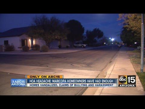 Maricopa homeowners fed up with HOA