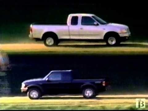 1998 Ford Truck Commercial  YouTube