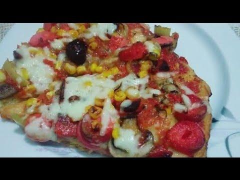 DOMİNOS gibi Pizza Tarifi