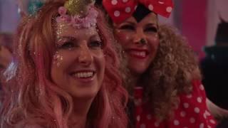 Marc Metzger als Dä Blötschkopp - Auftritt Karneval in Köln 2017