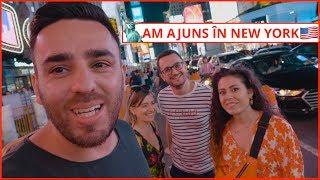 Am ajuns in New York! (Burgeri & Primele Impresii) Daily Vlog