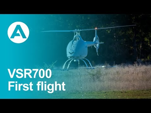 VSR700 First Flight