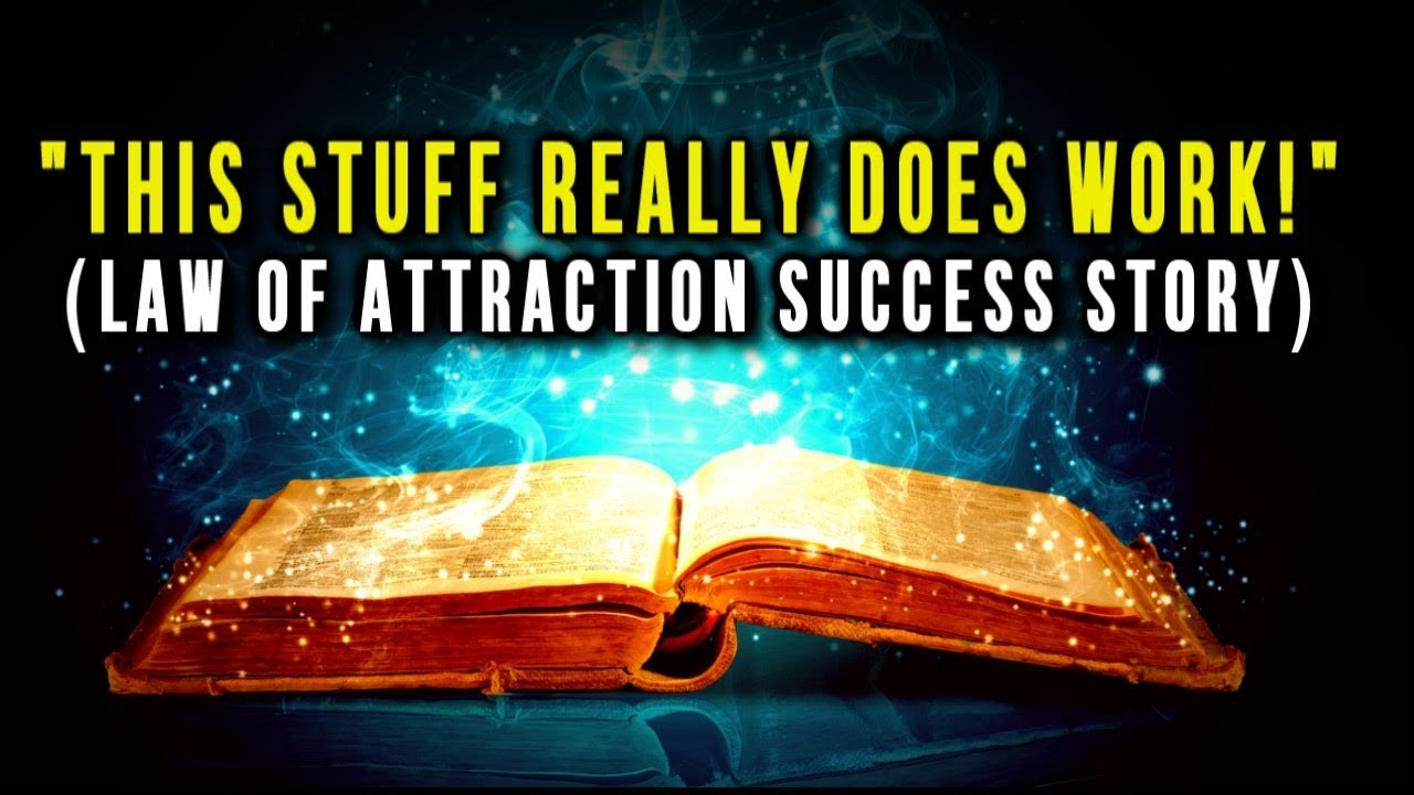 3 Real Life Examples That The Law Of Attraction Works Inspiring Manifestation Success Story