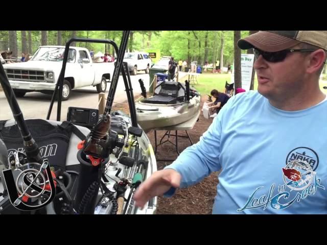Jackson Kayak Rigging of BigRig