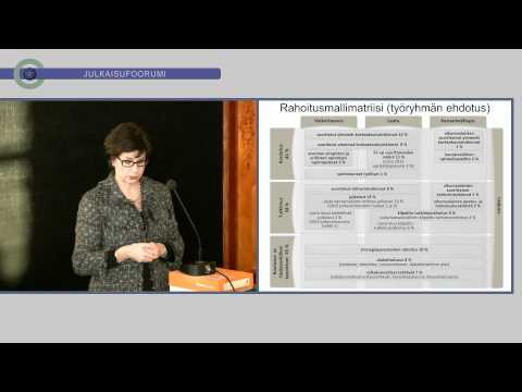 Anita Lehikoinen: Ehdotus yliopistojen rahoitusmalliksi