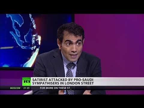 Ghanem Almasarir, Saudi Human Rights Activist attacked in London