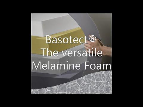 Basotect – the versatile melamine foam<br><br>Ba...