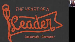 PWAM Virtual Sunday Sermon 2020_1108 LEADERSHIP