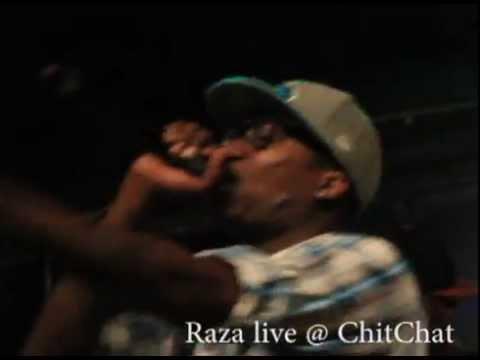 Raza At Chit Chat (Live Performance)