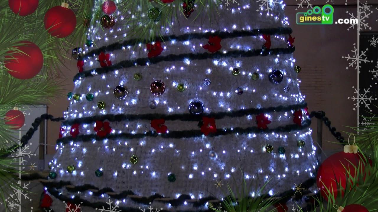 El Ayuntamiento de Gines te desea Felices Fiestas