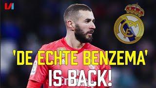 Ajax Moet Oppassen: 'De Echte Benzema is weer Terug!'