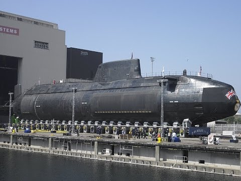 BAE Systems Maritime (Building of Astute Class Submarine)