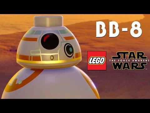 LEGO Star Wars: The Force Awakens - BB-8 Vignette Trailer
