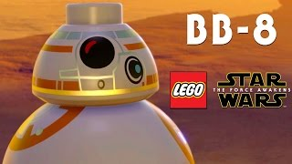 LEGO Star Wars: The Force Awakens - BB-8 Vignette Trailer