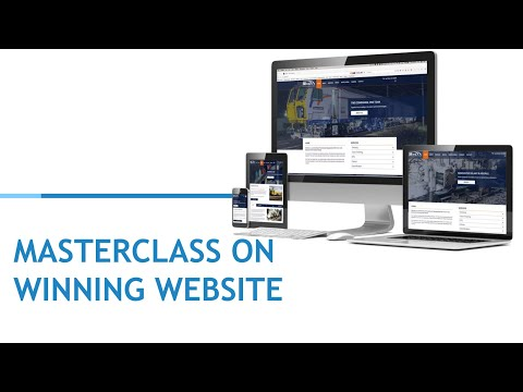 MasterClass on Winning Websites   Create a Cash Generating Website   Webinar  Pushpendra Singh Jadon