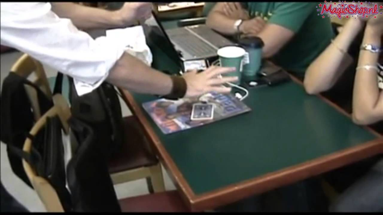 Floating Card Trick of The Hummer Card, Flying Card Magic | hummer floating card trick