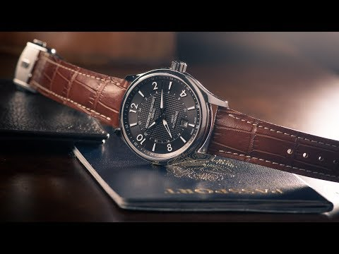 Frederique Constant Runabout GMT Automatic Review — In Depth Watch Review