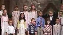 Tyler - The Ants go Marching - Kindergarten Spring Program