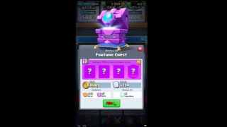 What's Clash Royale up to