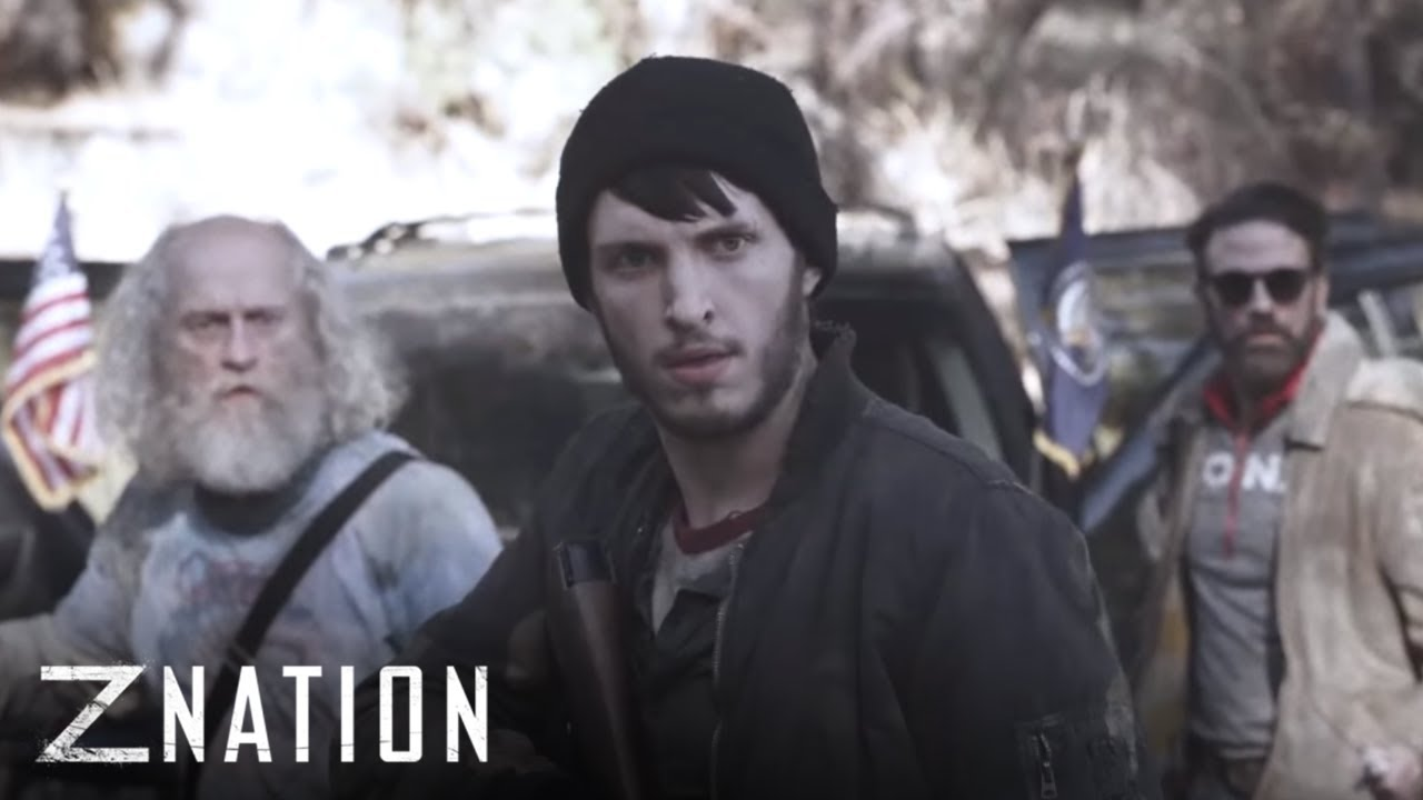 Z NATION | Season 4, Episode 12: All Zombie Kills | SYFY - YouTube