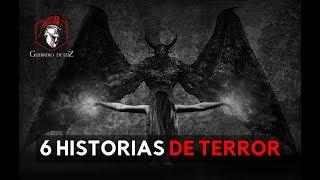 6 Historias De Suscriptores (Historias De Terror)