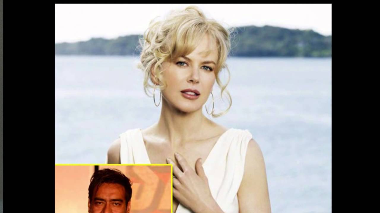 Nicole Kidman To Be A Part Of Shivay