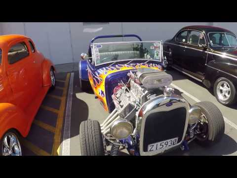 Surf City Gisborne NZ 2017 Hot Rod display Part 1 from YouTube · Duration:  2 minutes 43 seconds