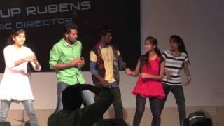 Group dance at cvsr college 2k14