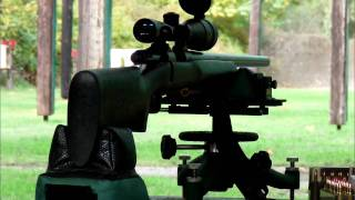 Caldwell Rock Br Rifle Benchrest (hd)