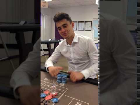 Alors Lucas elle est comment la formation cerus casino academy?