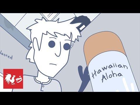 Hawaiian Aloha - Rooster Teeth Animated Adventures