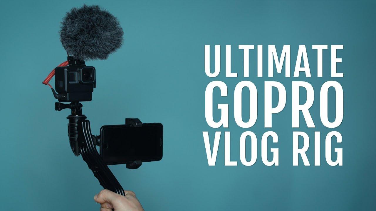 Ultimate GoPro Vlogging Setup — Caleb Wojcik