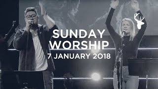 Sunday Night - Bethel Worship | January 7, 2018