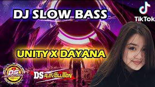 Download DJ VIRAL  TIK TOK SLOW BASS || DJ UNITY TERBARU 2021