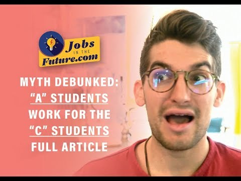 Myth Debunked: A Students Work For the C Students - Full Article
