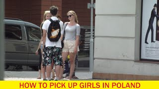 In london girls Polish