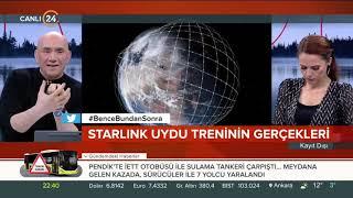 STARLINK UYDU TRENİNİN GERÇEKLERİ