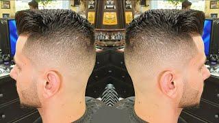 تعرف على اسهل وافضل طريقة لتدريج الشعر /skin fade/